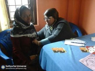 Z4 Nepal Christmas sathya sai health centres pokhara