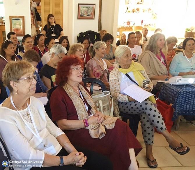 EDUCARE SEIMNAR EIN HOD, ISRAEL