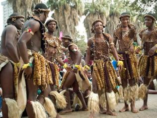 Traditional Zulu culture