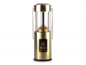 10.ユーコ(UCO) キャンドルランタン ブラス L-B-STD