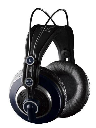 AKG プロフェッショナルスタジオモニター・セミオープンヘッドフォン K240MK2