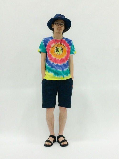 メンズファッション 夏