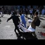 Daawo: Daacish Oo Sheegatay Qaraxyo Mataano Ah Oo Ay Ku Dhinteen In Ka Badan 61 Qof Magaalada Kabul (VIDEO +SAWIRO)