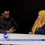 Daawo Muqaal:Barnaamijka bandhiga Deeqa iyo Waraysi xiiso badan oo ay la yeelatay Fanaanka Aadan Qays.Video.24.07.16