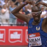 Mo Farah warns Olympic rivals he's in prime condition after claiming dominant 5,000 metres win at London's Anniversary Games  Read more: http://www.dailymail.co.uk/sport/othersports/article-3704886/Mo-Farah-claims-dominant-5-000-metres-win-Anniversary-Games-ahead-Rio-2016.