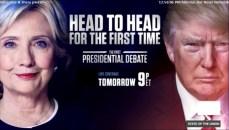 Full debate:Historic Hillary Clinton VS. Donald Trump Debate (The First Presidential Debate