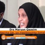 Daawo Muqaal:Daahfurka Xarunta Gargaarka Abaaraha Somaliya iyo qaar ka mid ah gudida abaaraha oo shir ku qabtay magaaladda Moqdish.19.04.17