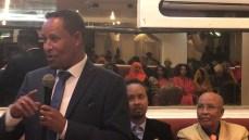 Daawo Muqaal:Soo Dhawayn Balaadhan Oo Loo Sameeyay Wariyaha caankaa ee Muuse Jaambiir oo ka Mid ah Suxufiyinta Somaliland oo ka dhacay magaaladda London.