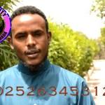 Fariin ku socota shacabka soomaaliyeed fadliga bisha barakaysan ee ramadaan awgeed.26.05.17