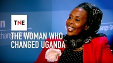 'The woman who changed urban Uganda' discusses country's return to prosperity..16.08.17