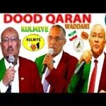 Full Doodii Musharaxiinta Somaliland Oo Faysal Cali Waraabe Guushii Kuraacday