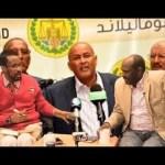 Daawo Kaftanka Siyaasadda Natijadii Doorashada Somalilan Oo Lagu Dhici Layahay in Lashaaciyo.20.11.17