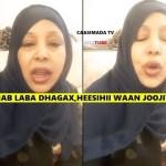 Daawo DEG DEG Fanaadad ka mid ah faanaaniinta Soomaaliyeed oo Shaacisay inay fankii isaga baxday..Feb15.18