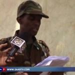 Daawo Muqaal:Maxkamada Ciidanka Qalabka Sida Ee Somalia Oo Xukuno Ku Riday Sadex Eedaysane..April 19.18