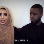 MUSLIM INTERRACIAL COUPLE SHARE THEIR STORY | Deen Squad Halal Lovin'