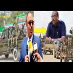 """Cashar Baanu Idiin Dhigi Doonaa.."""" Somaliland Uu U Hanjabtey Maamulka Puntland +[ Muuqaal ]"""