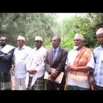 Daawo Madaxdhaqameed iyo Mas'uuliyiin Reer Ceerigaabo Oo Xeerka Kalluumaysiga Kahadlay.Oct 15.18