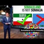 Daawo:Somaliland oo Markii ugu horeysay taariikhda Lagu soo daray khariiradda caalamka ee (world map)2018…Dec 12.18
