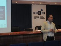 Guillermo Vilarroig en CEBEK