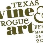 TX Wine & Rogue Art Fest 2012