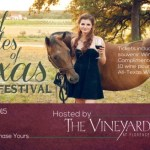 United Estates of Texas Wine Festival at The Vineyard at Florence
