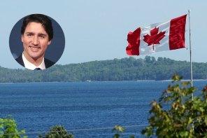 جاستین ترودو: ما کانادایی هستیم و اینجا برای کمک هستیم!