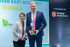 Best Adviser East Midlands 2017