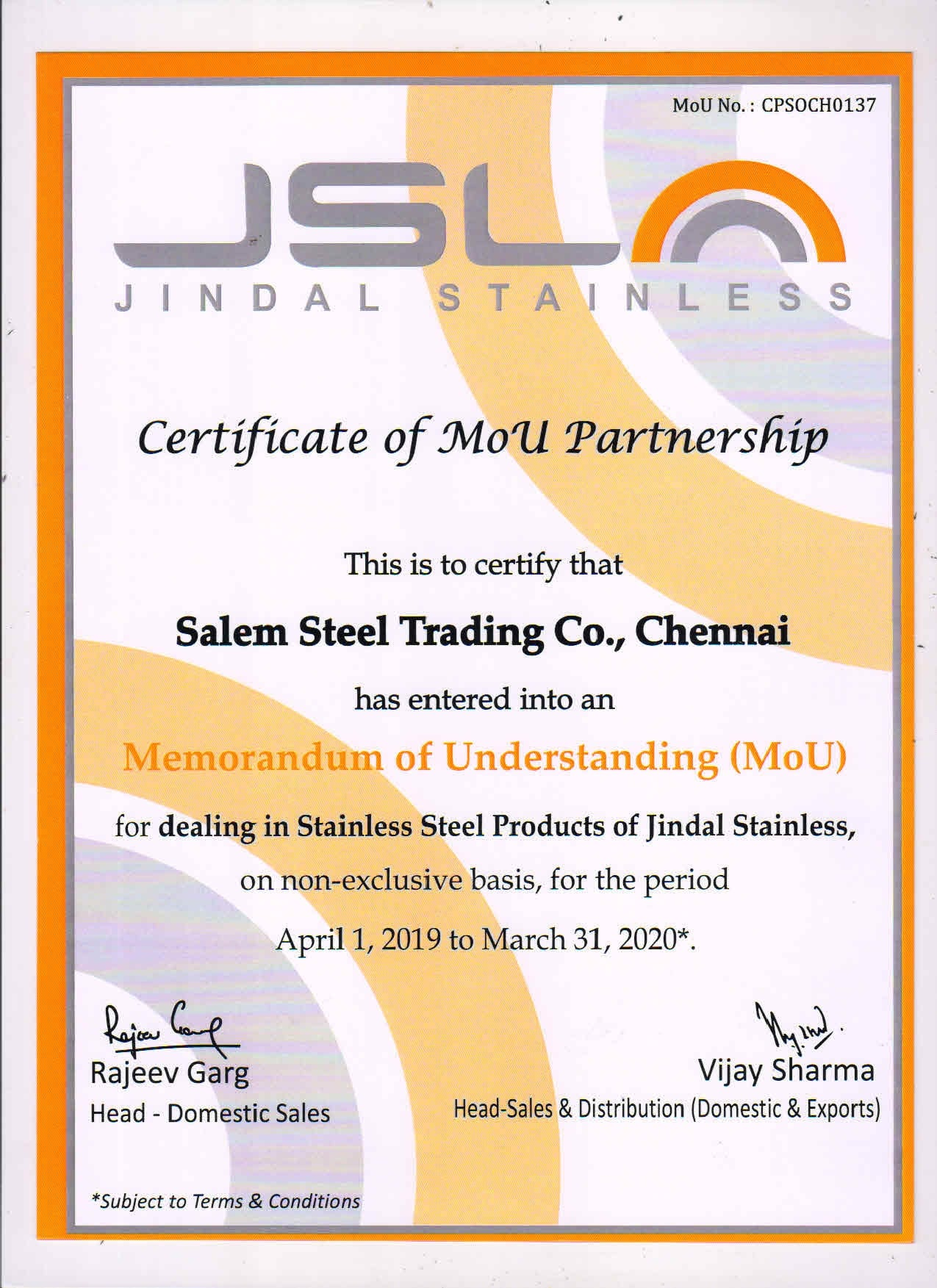 Wholesale Distributors In Chennai Salem Steel Trading Co Steel Suppliers Chennai Steel