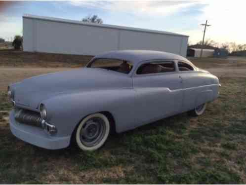 Mercury Other 1950, coupe Professionally chopped 4, All garnish- car