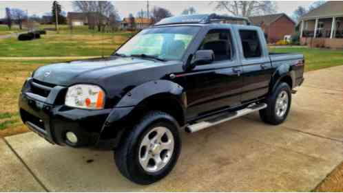 Nissan Frontier Supercharged V6 Crew Cab Lift Tint CD Rims 4x4 2003, 18