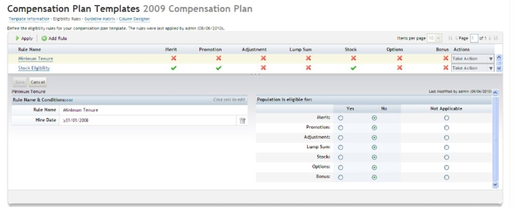 FAQ Preparing Your Compensation Form - compensation plan template