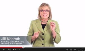 Jill Konrath assumptions