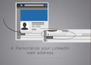 personalize your linkedin