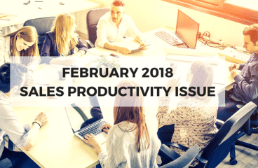 February 2018: Sales Productivity Issue