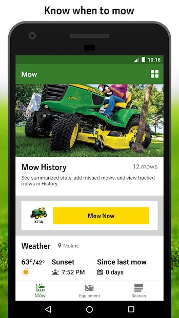 X300 Select Series Lawn Tractor X384, 48-in Deck John Deere US