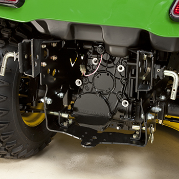X738 Signature Series Lawn Tractor - New Signature Series - Lappan\u0027s