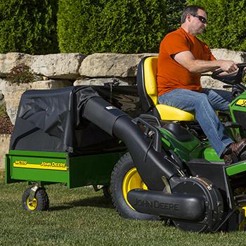 X300 Select Series Lawn Tractor X390, 48-in Deck John Deere US
