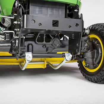X738 Signature Series Lawn Tractor - New Signature Series - Potestio