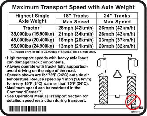 4WD/Track Tractors 9470RX John Deere US