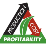 Profit maximization focuses on balancing marginal costs with marginal revenues to estimate profits
