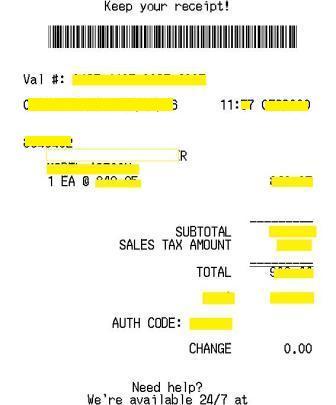 fake cash receipts - diaroefecko32\u0027s soup