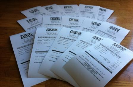 Print Your Own Receipts Make a Receipt Online Receipt Gererator - print your own voucher