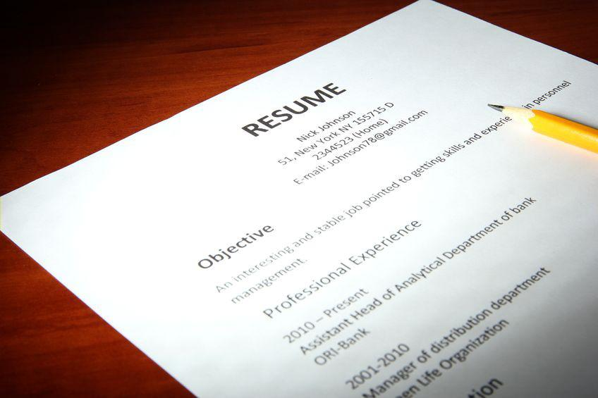 How to Get Your Sales Resume Noticed - Sales Talent Inc