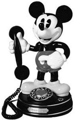 TeleMania 027206 MICKEY_75TH mickey 75th anniversary Telephone