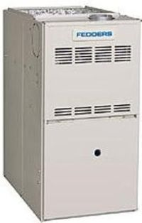 Fedders FV80A085-4A All Position Gas Furnace with 85,000 ...