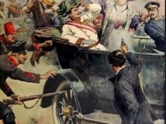 Assassination of Archduke Ferdinand (Wikipedia)
