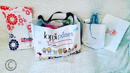 Loppi Höststart 2015 - Goodiebagen!