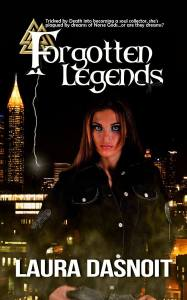Forgotten Legends Cover Art