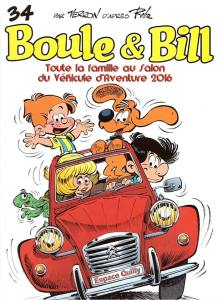 Boule & Bill, toute la famille
