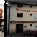 BAR RESTAURANT au bout de la rue du Salon - La Taverne de l'Ours